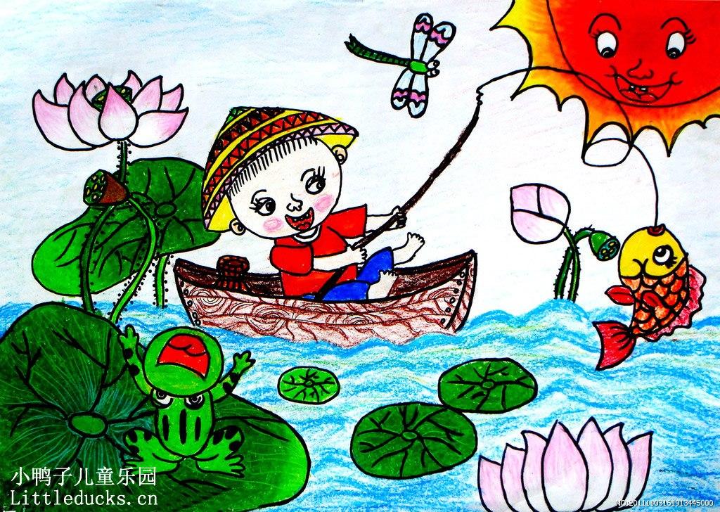 儿童画画大全简单漂亮猴子