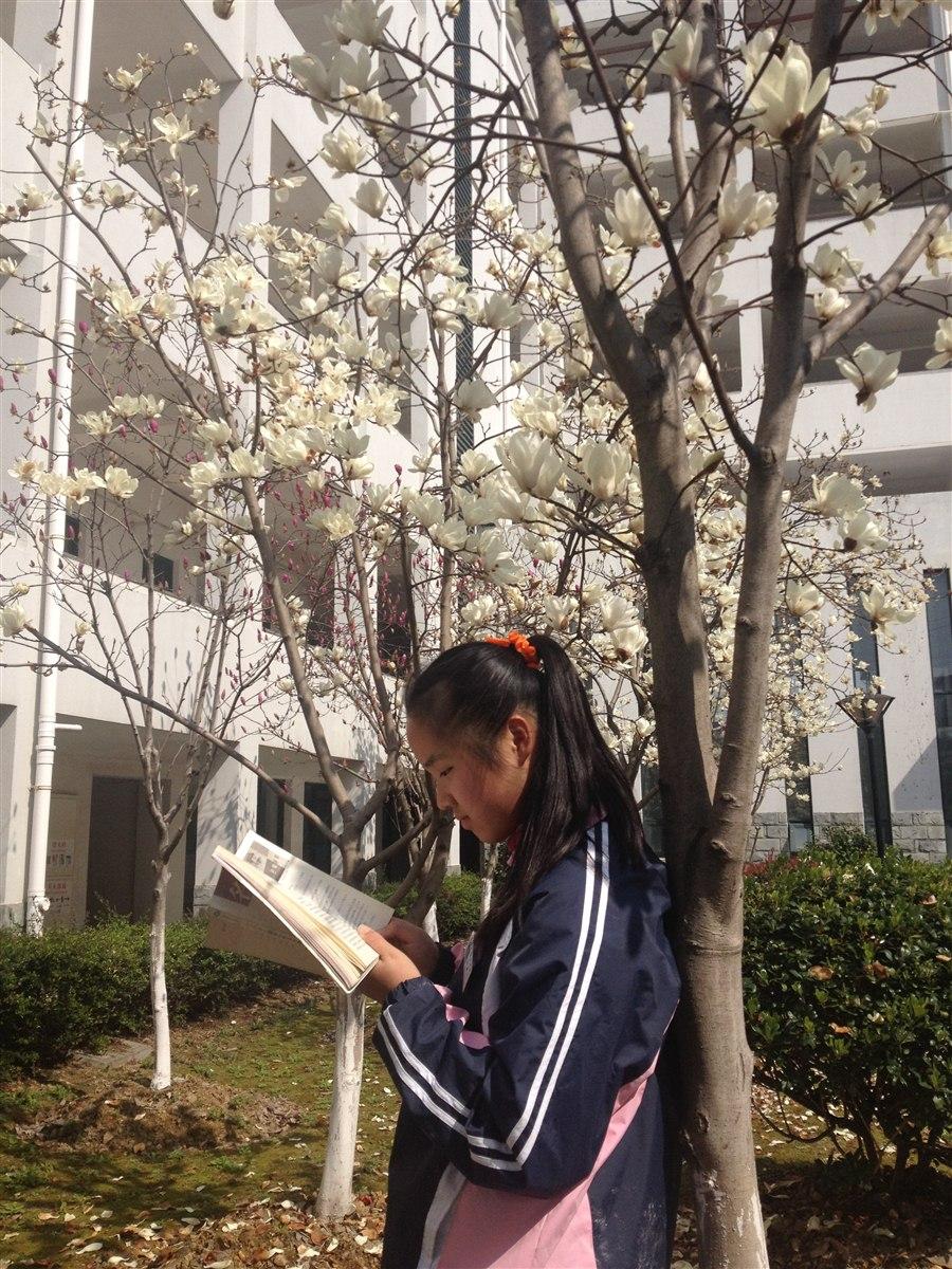 腹有诗书气自华 台州市白云学校七年级九班-班级博客