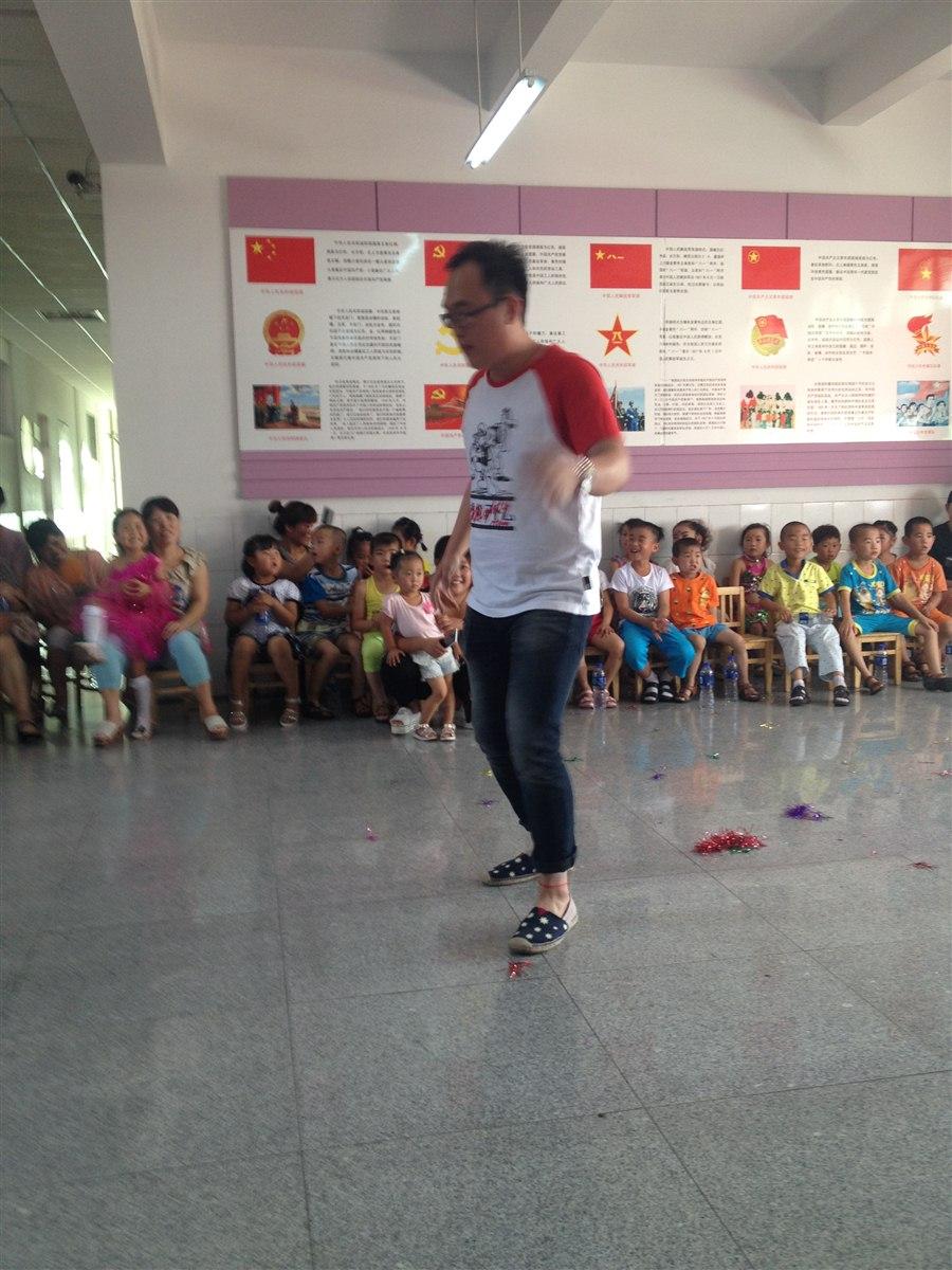 六一儿童节活动 天津滨海新区大港欣苑小学--五年四