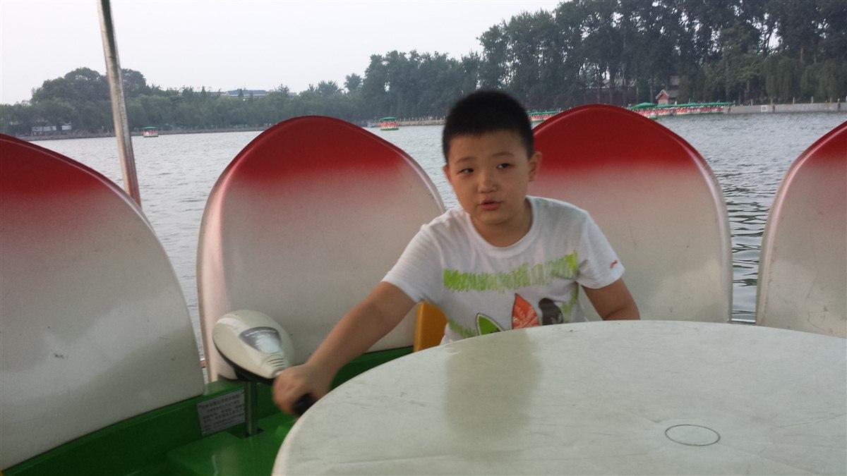 北京动物园和北海公园游记