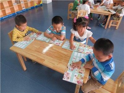 昆山高新区美陆幼儿园中一班-班级博
