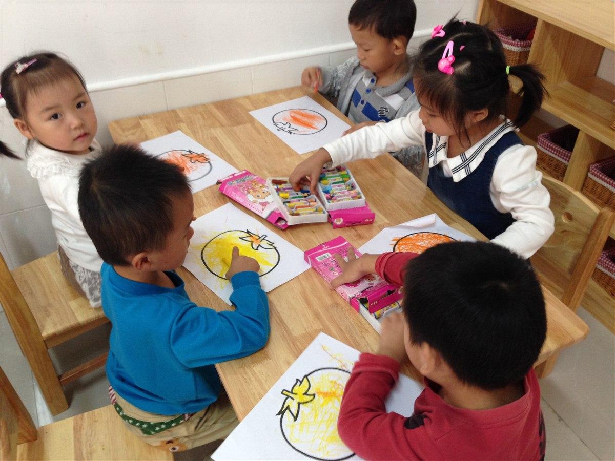 秋天的水果 后塍幼儿园小班十班-张家港市后塍幼儿园