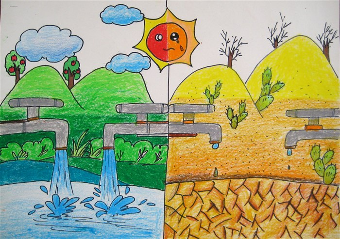 用科技创意 绘画 环保梦想图片