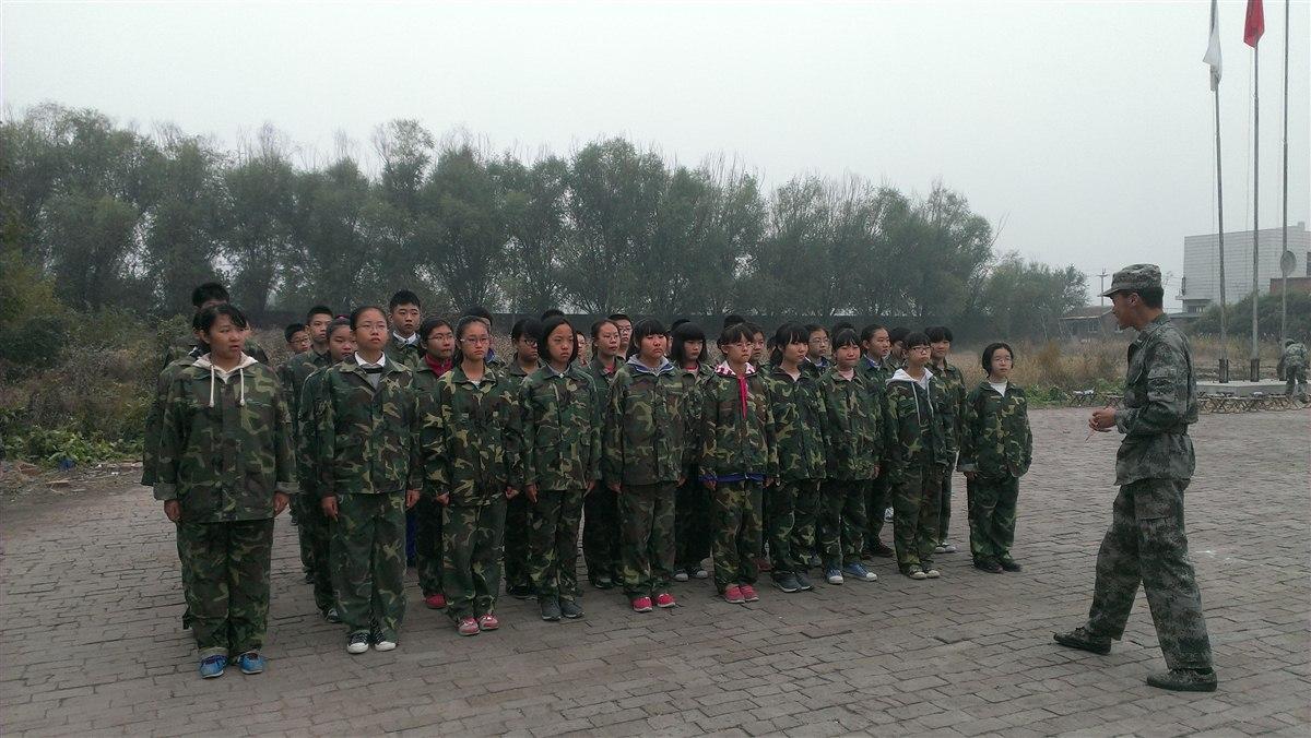 天津市崇化中学七年级一班