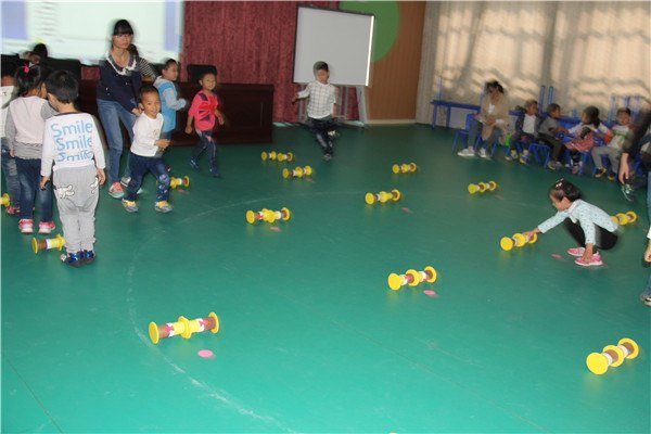 昆山高新区美陆幼儿园中二班-班级博客