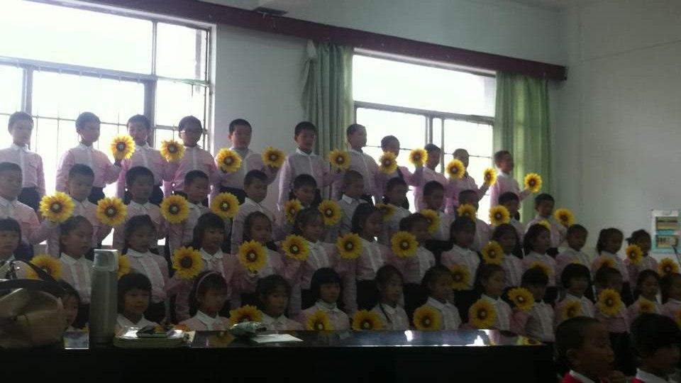 《我的梦 少年梦 中国梦》朗诵比赛