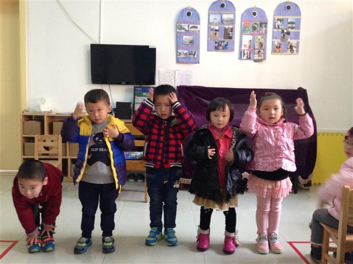 小手爬(歌曲) 后塍幼儿园小班十班-张家港市后塍幼儿