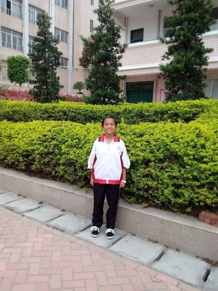 晋江罗山中学2014级5班